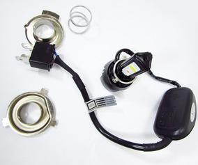 Lampada Led Motos Titan 150 / Cb 300 / Xre 300 4400k H4 40w