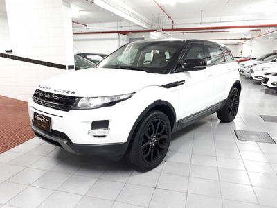 Land Rover Evoque Pure Tech 2.0 5p 2012 Branca Blindada