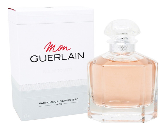 Mon Guerlain 100 Ml Edt Spray De Guerlain
