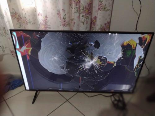 Imagem 1 de 5 de Tv Tela Quebrada