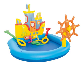Inflable Play Center Acuatico Bestway (6641)