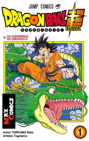 Dragonball Super - 7 Volumes - 36 Capítulos