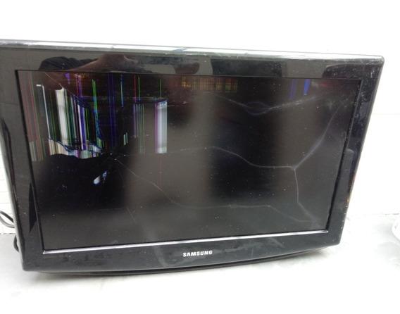 Tv Samsung 26 Polegadas ( Tela Quebrada )