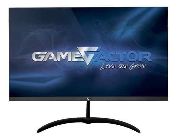 Monitor Gamer Curvo 23.6 Pulgadas 144hz 1080p Game Factor