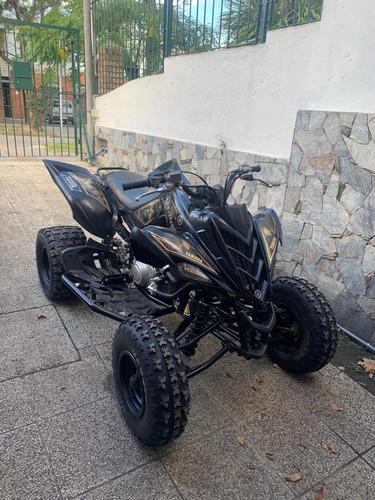 Cuatriciclo Yamaha Raptor Spedition Edition