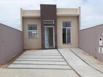 Casa Para Venda Em Tatuí, Reserva Dos Ypes 2, 2 Dormitórios, 2 Suítes, 3 Banheiros, 2 Vagas - 327