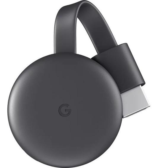 Google Chromecast 3 100% Original Cromecast Hdmi 1080p