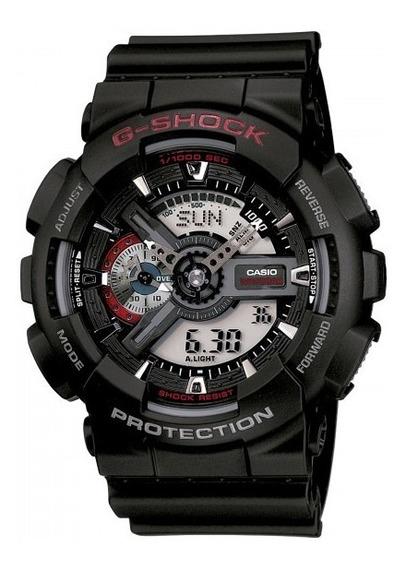 Relógio Casio Ga-110-1adr G-shock Militar Sport - Refinado