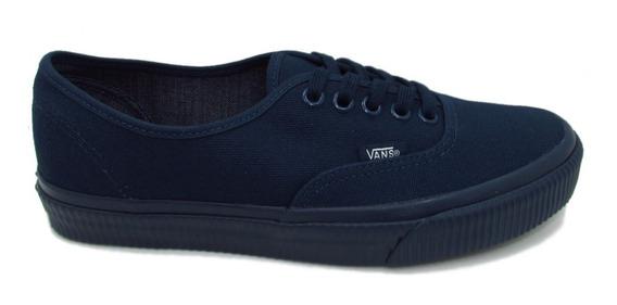 Tenis Vans Authentic Vn0a38emog0 Mono Surplus Drs Bls Blue