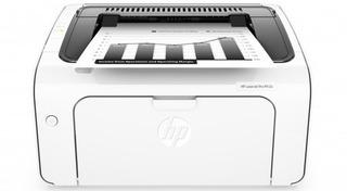 Impresora Laser Hp M12w Wifi Con Dos Toner