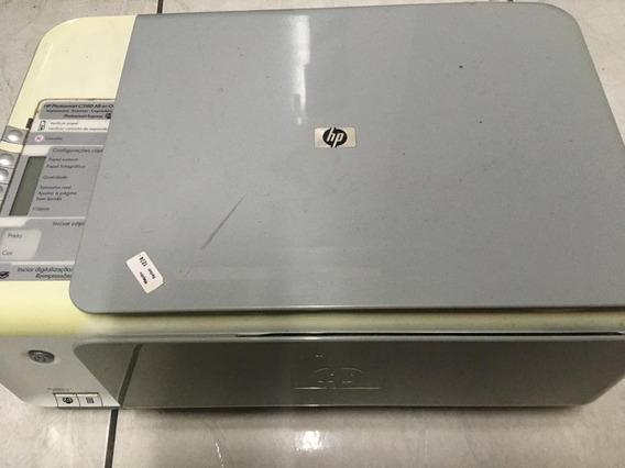Impressora Hp C3180 All-in-one Leia Todo Anúncio