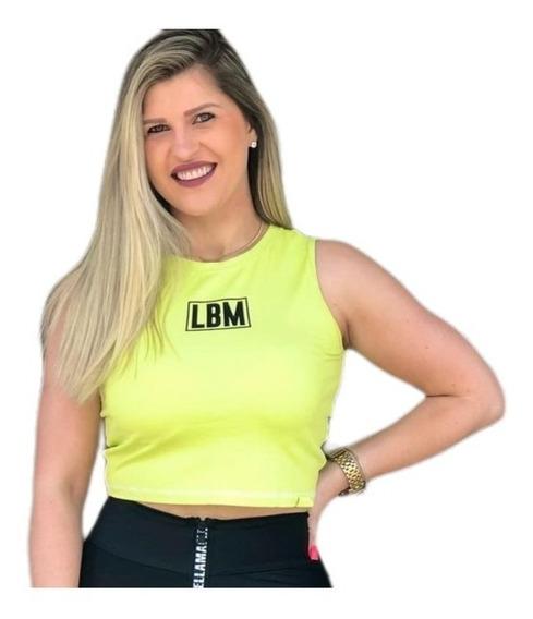Cropped Nova Coleção Letreiro Labellamafia