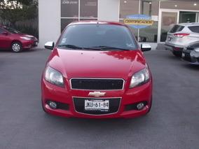 Chevrolet Aveo Ls Manual Aire Acondicionado Modelo 2013