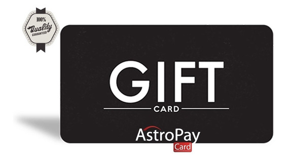 Gift Astropay