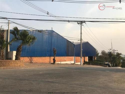 Galpões Industriais Para Alugar  Em São Paulo/sp - Alugue O Seu Galpões Industriais Aqui! - 1469946