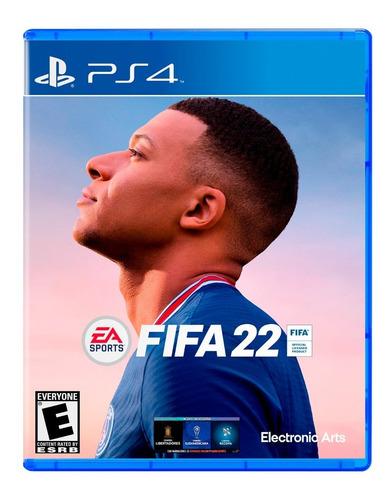 Imagen 1 de 1 de Fifa 22 Playstation 4 Latam