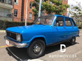Renault 6 1.100cc Tls 1981