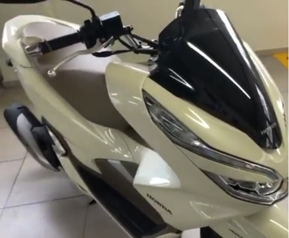 Honda Scooter Pcx 2019