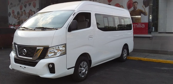 Nissan Urvan T/m Pasajeros 2020