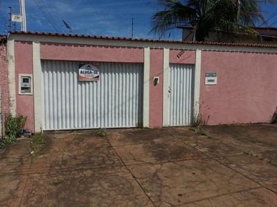 Casa Para Aluguel, 2 Dormitórios, Bairro Eldorado - Araguaína - 775