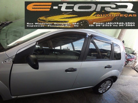 Sucata Fiesta Hatch 1.0 8v 2012