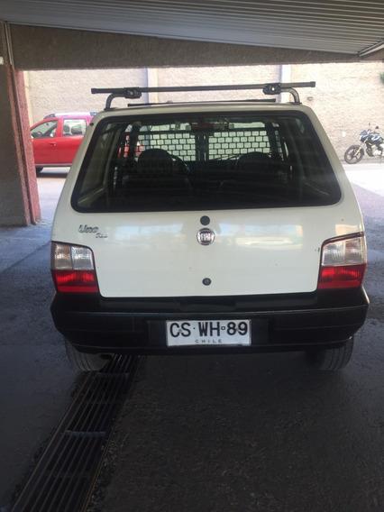 Fiat Uno Cargo Año 2011, Excelente Estado Mecánico