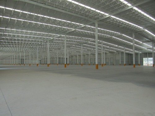 Nave Dentro De El Technology Park