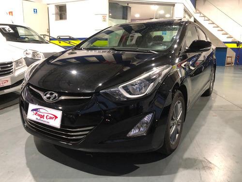 Imagem 1 de 14 de Hyundai Elantra  Sedan Gls 2.0l 16v (flex) (aut) Flex Autom