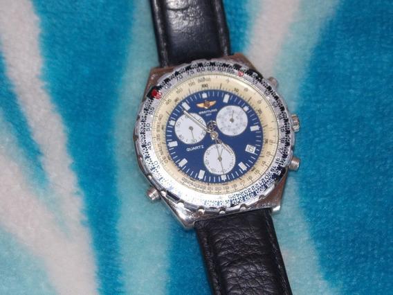 Vendo Reloj Breitling Cronografo Modelo Clasico
