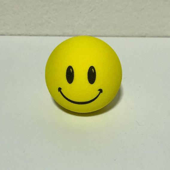 Emoji Rostinho Feliz Antena Para Carro Acessórios Kit C/ 2