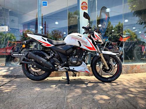 Tvs Rtr 200 Fi-street-inyeccion-motos Gralrodriguez