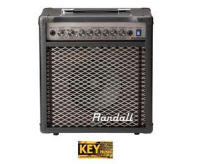 Amplificador Randall Rx25rmbce Reverb Profissional Novo!