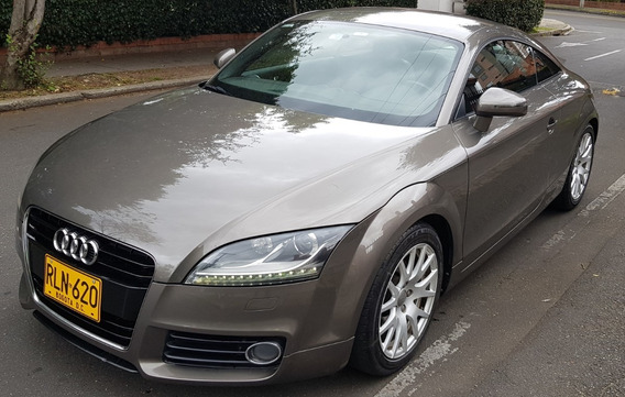 Audi Tt 2.0 Turbo 211 Hp 2011 46.000km