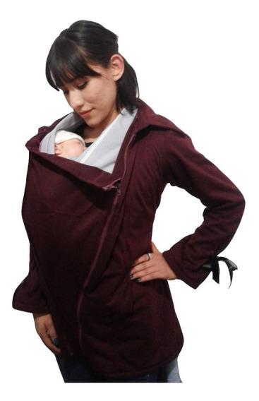 Abrigo De Embarazo Y Porteo Para Bebe Ropa De Maternidad