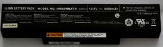 Bateria Notebook Original Bty-m66 Garantia 1 Año 6 Celdas