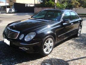 Mercedes-benz Classe E350 2007 Blindada