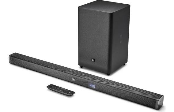 Soundbar Jbl Bar 2.1 Nova Lacrada-garantia E Nf-p. Entrega