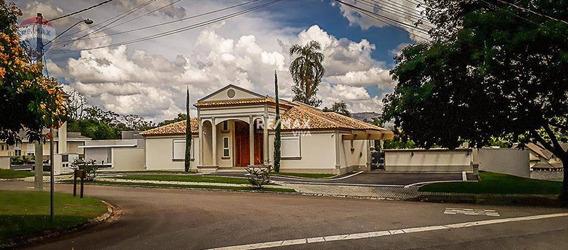 Casa Com 5 Dormitórios À Venda, 378 M² Por R$ 3.400.000,00 - Resid Fazenda Do Porto - Atibaia/sp - Ca4969