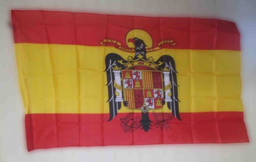 Bandera Española Franquista Con águila De San Juan Mercado Libre