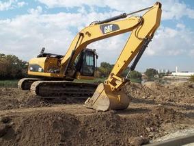 Excavadora Sobre Orugas Caterpillar 320 Dl