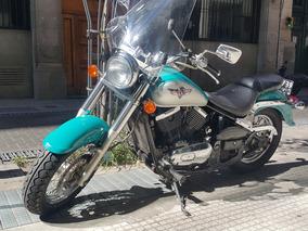 Kawasaki Vn 800 Classic.
