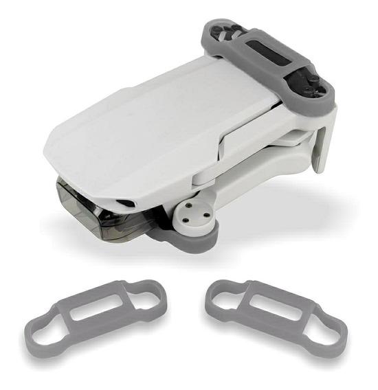 Presilha Silicone Estabilizador De Helices Drone Mavic Mini