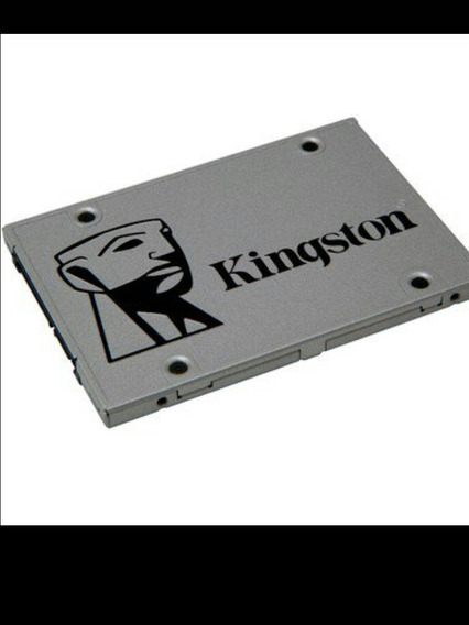 Ssd Kingston 120gb Novo