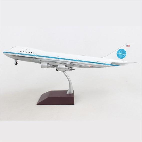 Miniatura Avião Pan An 747-100 1:200 Gemini Jets