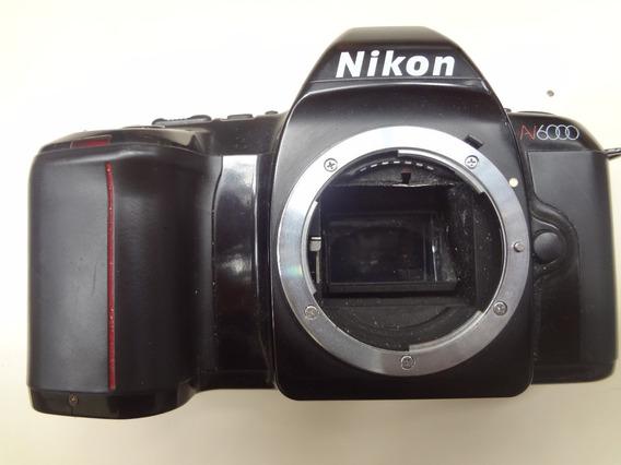 Maquina Fotografica Nikon Original N6000 Sem A Lente