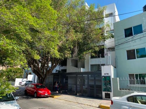 Departamento En Renta, Colonia Americana, Guadalajara, Jal