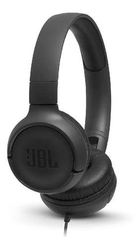 Audifonos Jbl Tune T500 Original Negro Alambricos