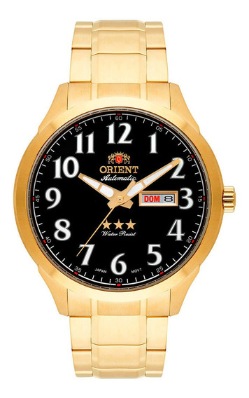 Relógio Orient Automático Masculino 469gp074 Diâmetro 4,0cm
