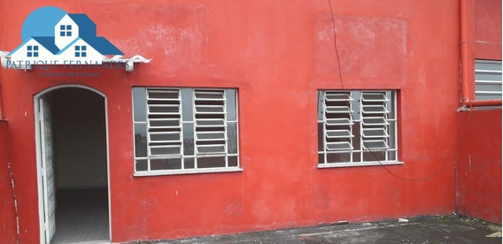 Sala Comercial Com Galpão Itaquera - 88
