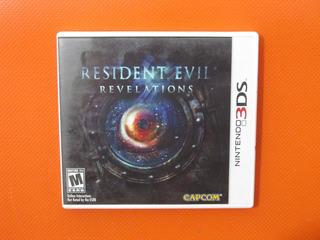 Resident Evil Revelations Original Nintendo 3ds Usa